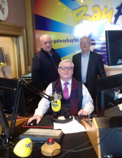 galwaybayfm interview 18.02.19
